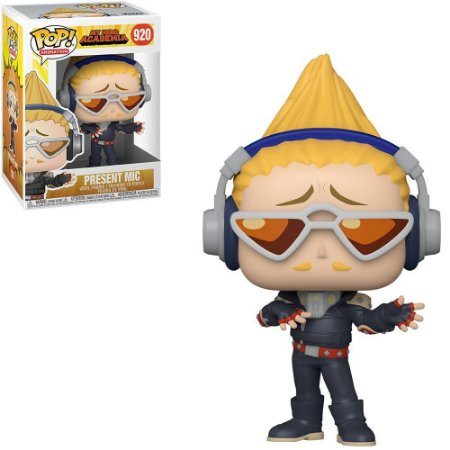 Funko POP My Hero Academia: Present Mic 920