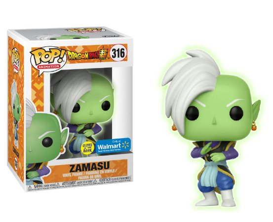 Funko Pop Dragon Ball Z: Zamasu (Exclusivo Wall Mart) Nº316