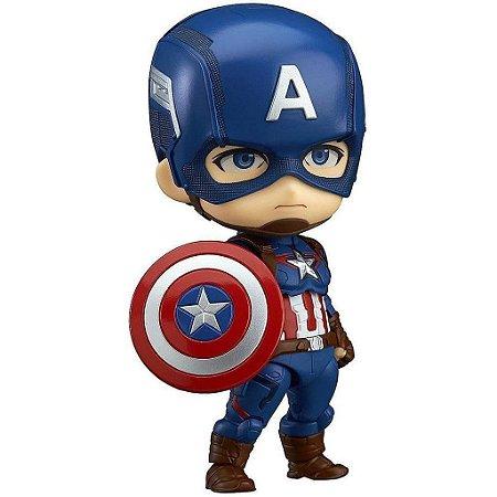 Nendoroid Avengers: Capitão America  Nº 618