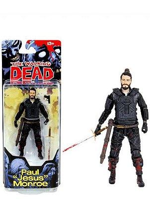 Mc Farlane Estatua The Walking Dead: Paul Jesus Monroe