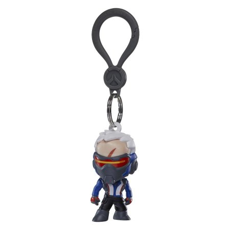 Blizzard - Backpack Hangers: Overwatch Soldier 76