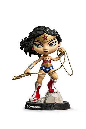Minico DC Comics: Mulher Maravilha