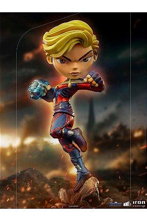 Minico Avengers EndGame: Capitã Marvel