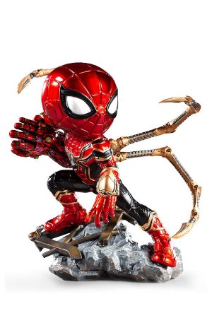 Minico Vingadores Ultimato: Iron Spider