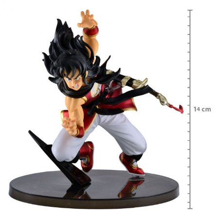 Estatua Dragon Ball Sculture: Yamcha - Red Hot Color