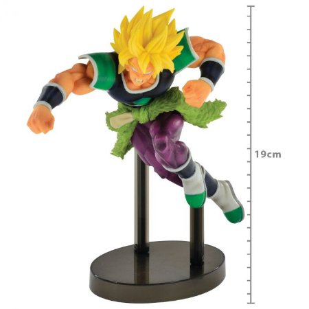 Estatua Dragon Ball Super: Broly Super Sayajin Z