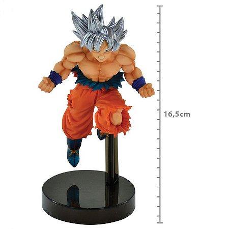 Estatua Dragon Ball Super: Goku Ultra instinto Superior Z