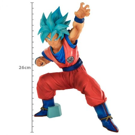 Estatua Dragon Ball Super: Goku Super Sayajin Blue-Big Size
