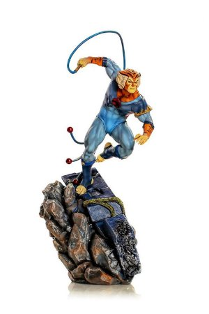 Iron Studios Estatua Thundercats: Tygra Art Scale 1/10