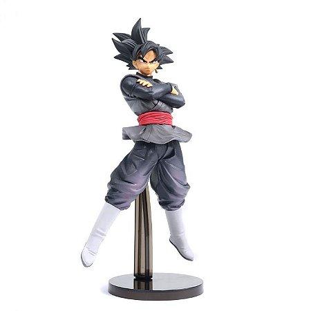Estátua Dragon Ball Super: Goku Black - Chosenshiretsuden II