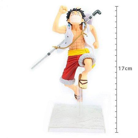 Estátua One Piece:  Monkey D. Luffy- A Piece Of Dream