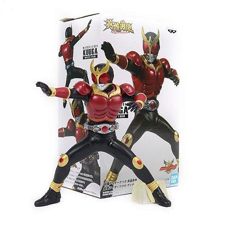 Estátua Kamen Rider Kuuga: Kamen Rider Might Form