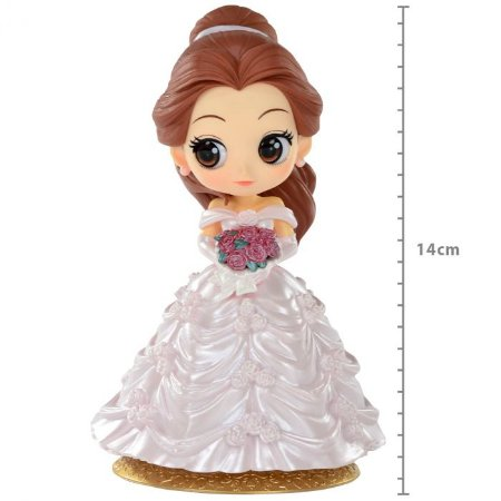 Q-Posket Disney A Bela e a Fera: Princesa Bela Dreamy Style Special Collection
