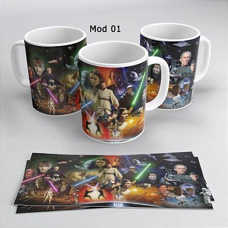 Canecas personalizadas Star Wars