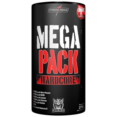 Mega Pack Hardcore - IntegralMédica - 30 Packs