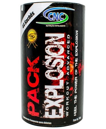 PACK EXPLOSION WORKOUT ADVANCED 44 packs