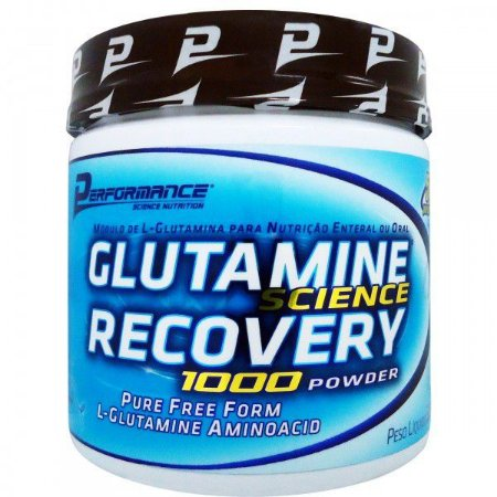 Glutamine Science Recovery 1000 Powder - 300g - Performance Nutrition