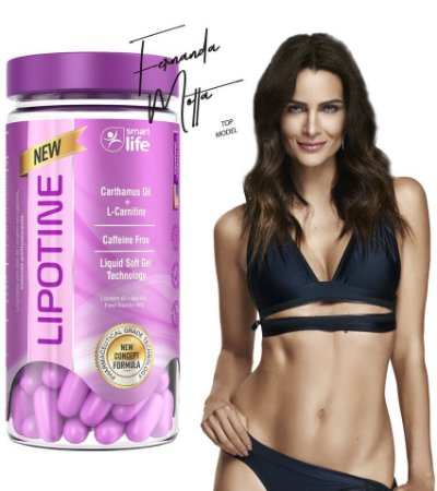 LIPOTINE (60 cápsulas) Smart Life