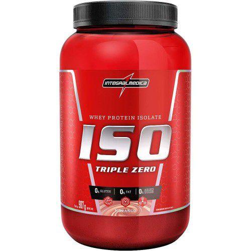 ISO TRIPLE ZERO 900GR - INTEGRALMÉDICA