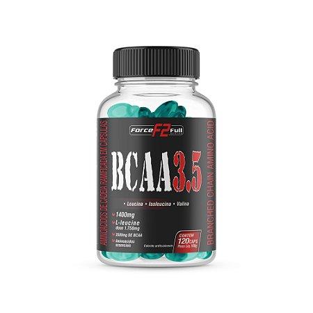 Bcaa 3.5 - F2 Force Full 120 cápsulas