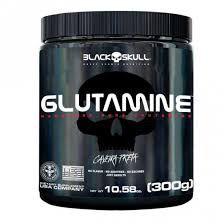 L Glutamina 300gr Blackskull