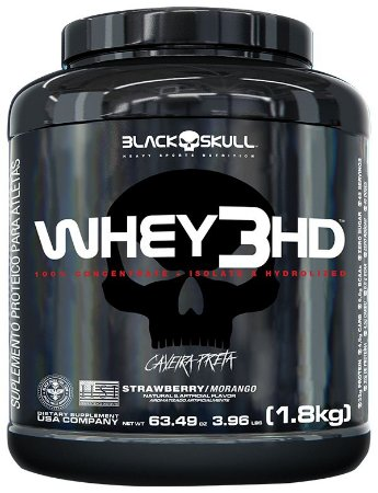 Whey 3hd 1,8kg blackskull