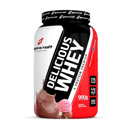Whey Delicious 900g - Body Action