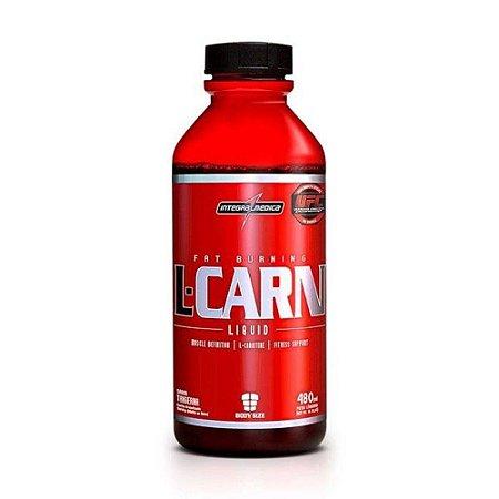 L-carn 480ml Integralmedica - Carnitina Líquida - tangerina