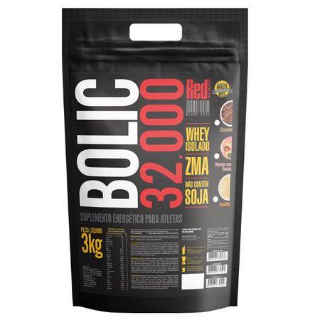 Massa Bolic Proteina 32000 (3kg) - Red Series