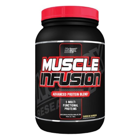 MUSCLE INFUSION 907G CHOCOLATE