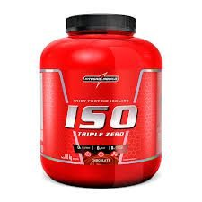 ISO TRIPLE ZERO 1.8KG CHOCOLATE