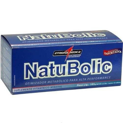 NATUBOLIC -  150 TABLETES - INTEGRALMEDICA