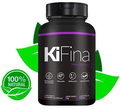 Kifina 60 Capsulas Formula Exclusiva