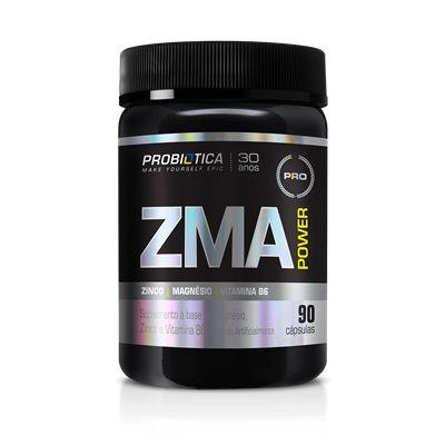 Zma Power testo booster 90 cápsulas - Probiótica