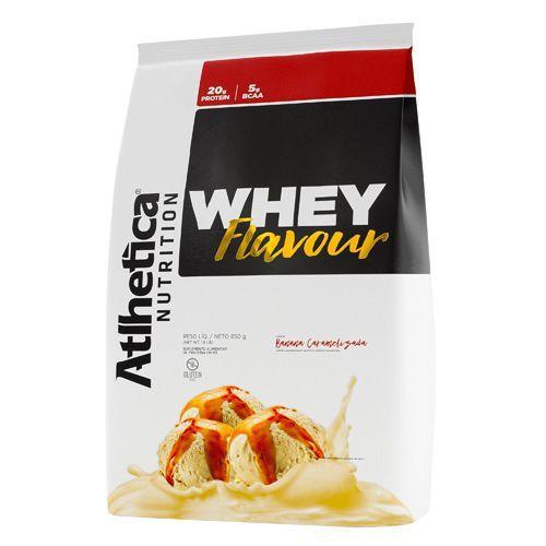Whey flavor 850g atlhetica