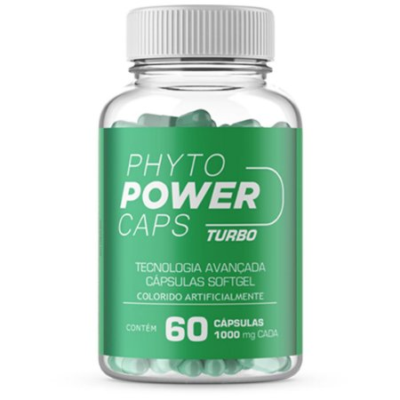 Phyto Power Caps Turbo - ORIGINAL