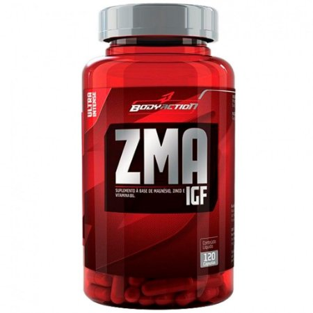 ZMA (120caps) Body Action