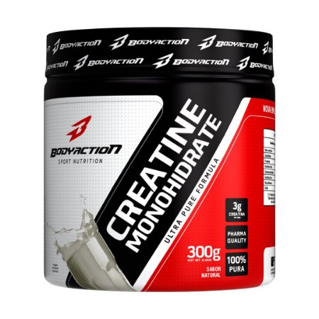 Creatina Monohydrate - 300g - Body Action
