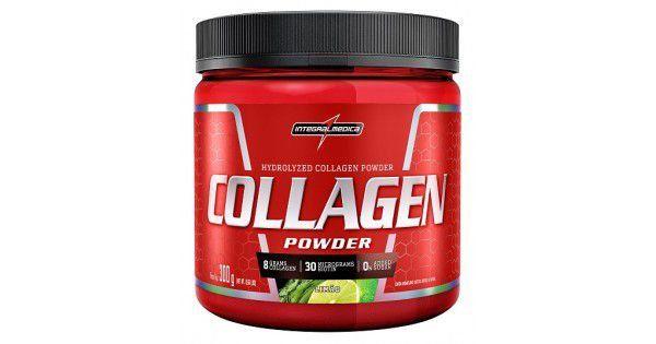 Collagen Powder (300g) Integral Médica sabor laranja