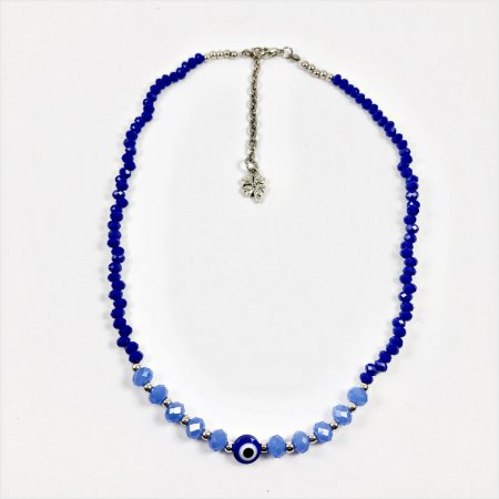 Chocker Colors azul