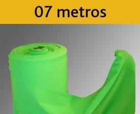 07 Metros Lineares de Tecido Chroma Key