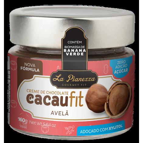 Creme de Chocolate Cacaufit com Avelã 160g