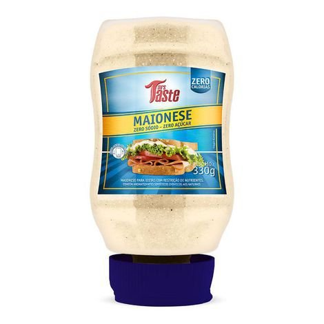 Mrs Taste - Maionese 330g (Fonte de Fibras)