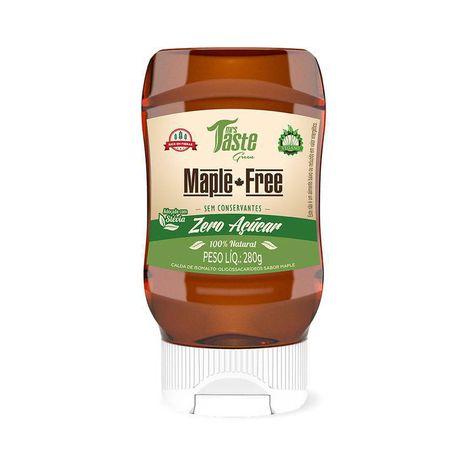 Mrs Taste - Maple Free (Vegano e Adoçado com Stévia) 280g
