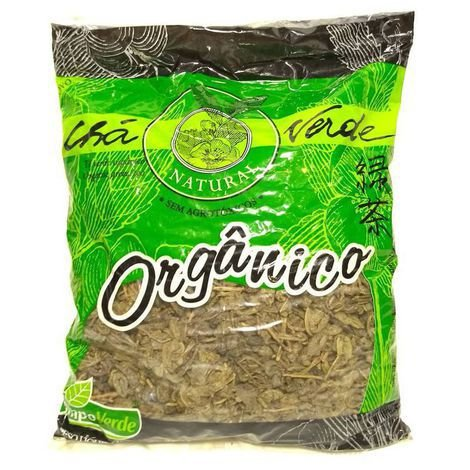 Campo Verde - Chá Verde Natural Orgânico 200g