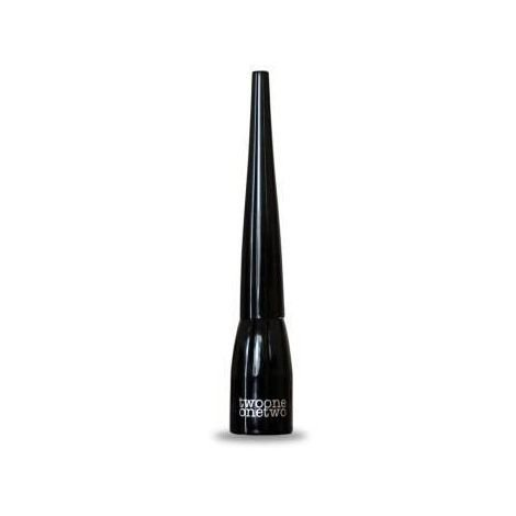 Delineador líquido Intense Black 7ml TWOONE ONETWO