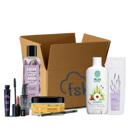 Seek your COSMETIC Box - Receba Mensalmente