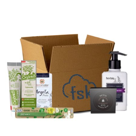 Seek your WELL-BEING Box - Receba Mensalmente