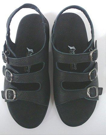 Calçado Ortopédico Suzy preto