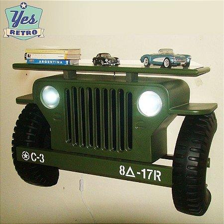 Estante Jeep 1942 Verde